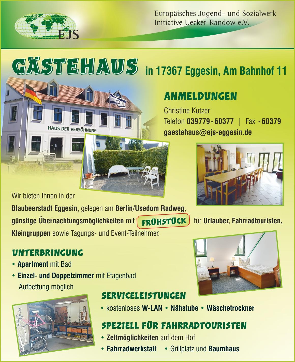 Gästehaus-Eggesin